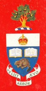 UofT Coat of Arms