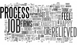OCI Survey 2013 Word Cloud
