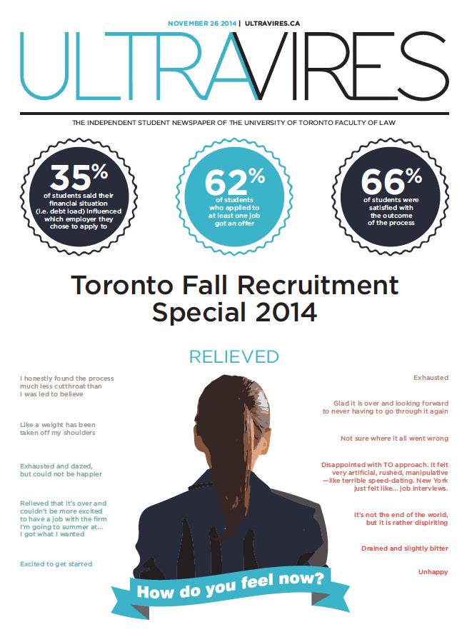 UV's 2014 OCI Recruitment Issue