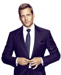 10 Harvey Specter
