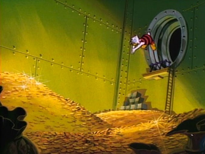 Financial Aid - Scrooge McDuck