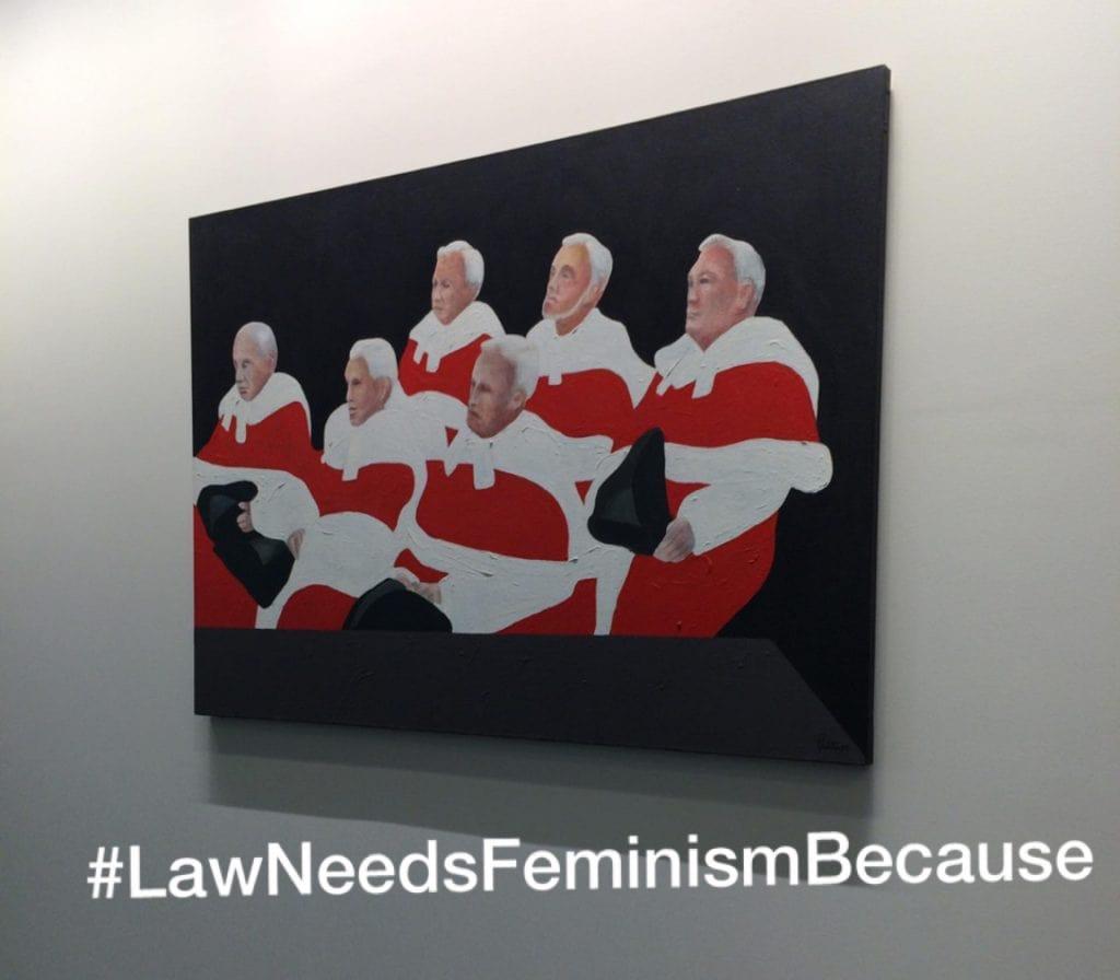 law needs feminism because